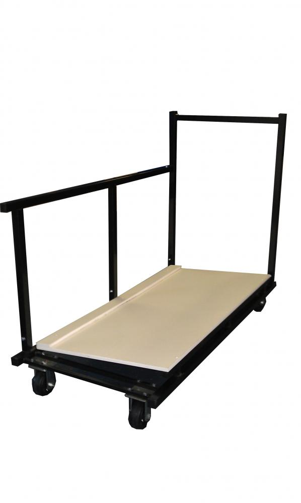 Long Table trolley Holds 6
