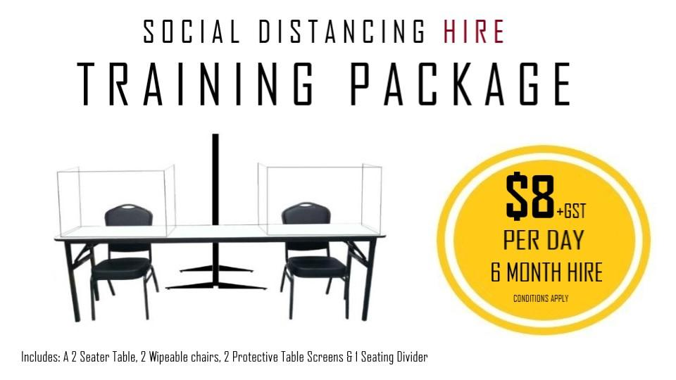 Social Distance Training