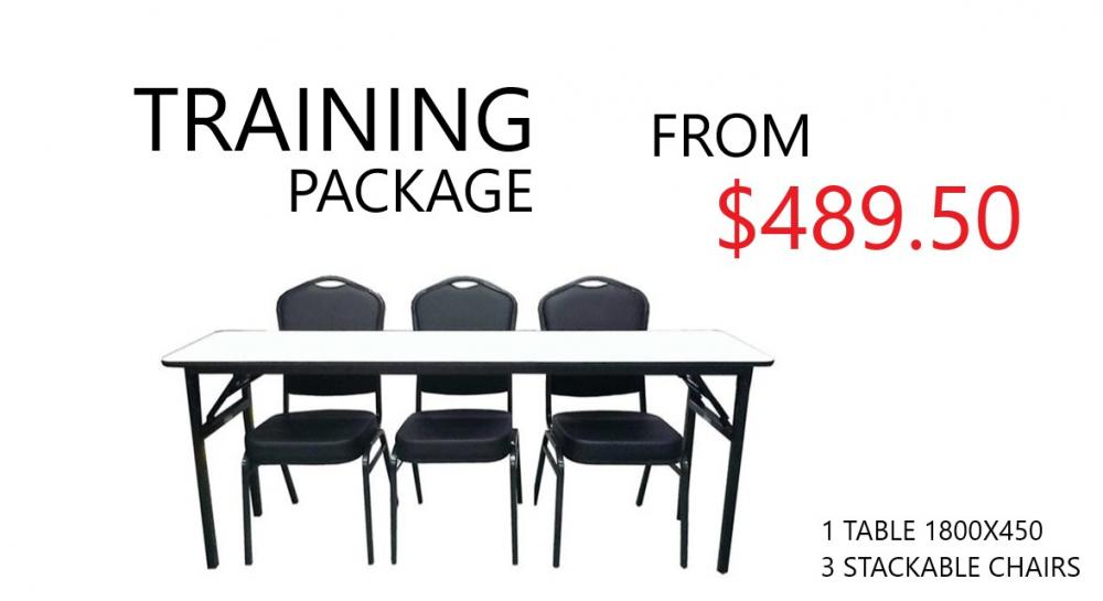 EDUCATION & TRAINING PACK - SMALL