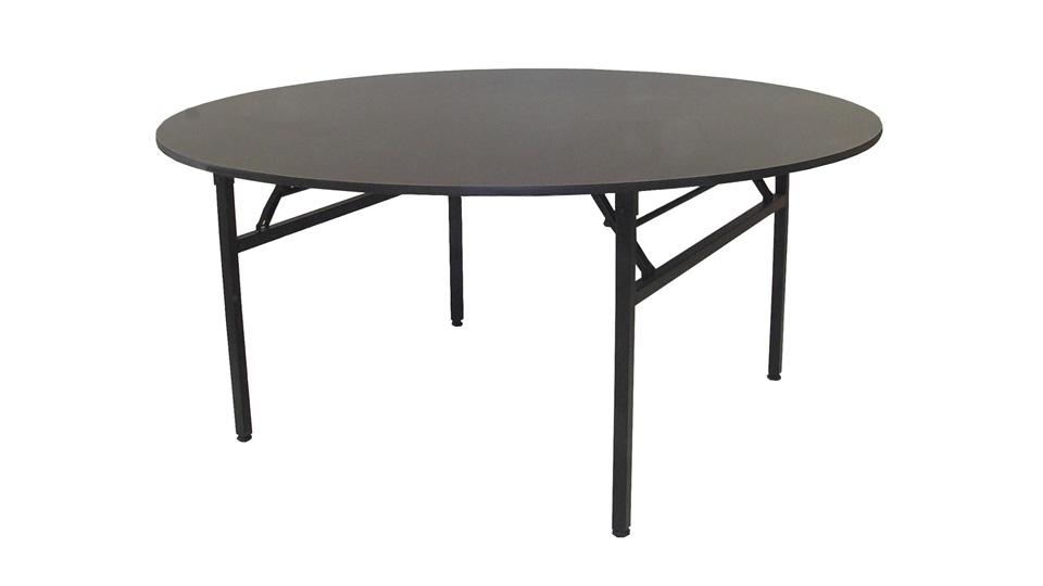 The Deluxe - Round Folding Table