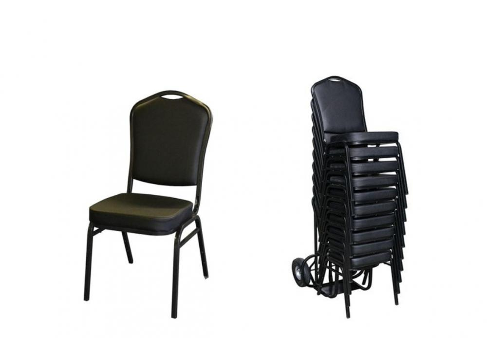 Stackable Padded Chair